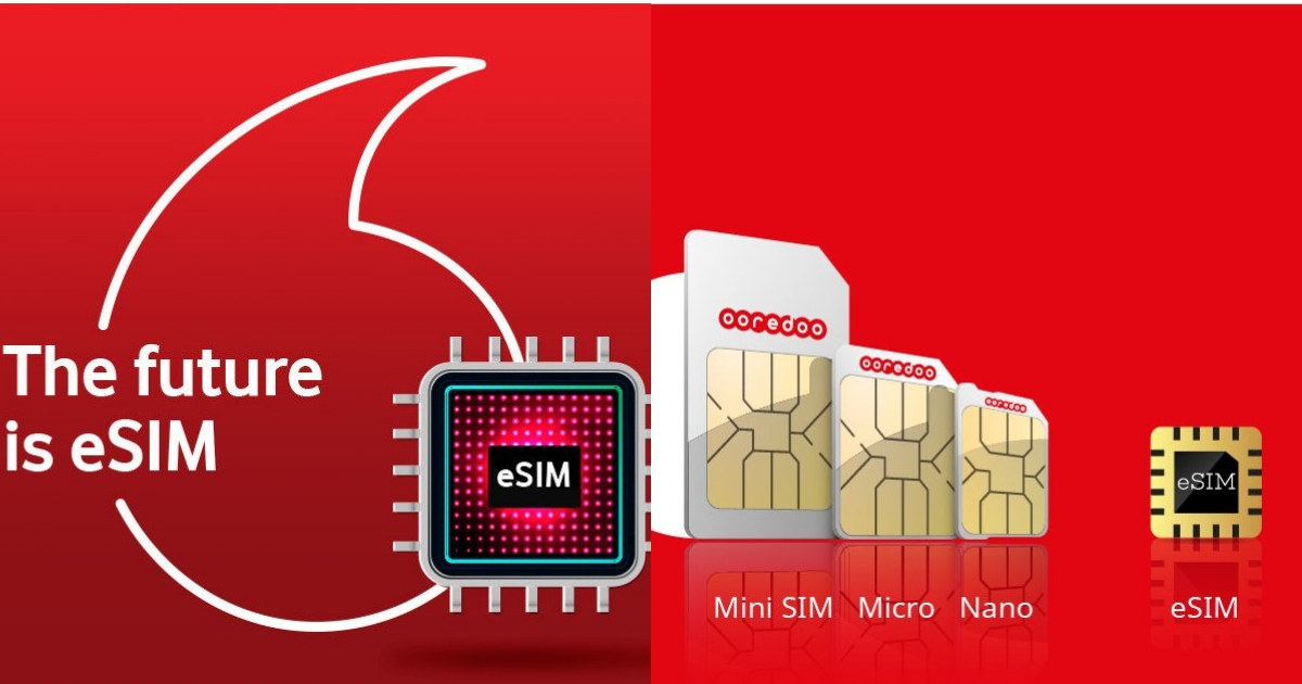 eSIM support across the Middle East